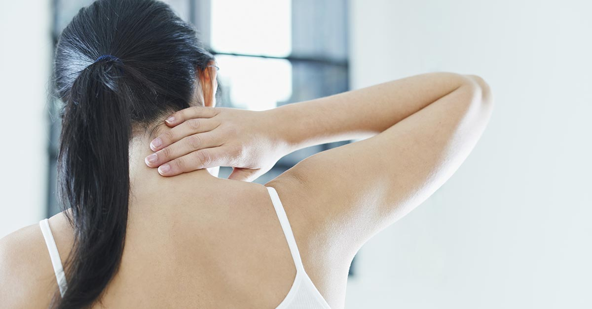 Massillon, OH chiropractic neck pain treatment